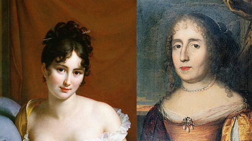 Juliette Récamier, Madeleine de Scudéry, Catherine de Vivonne : qui sont ces femmes de lettres ?