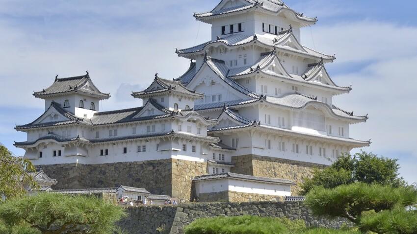 Voyage au Japon : zoom sur Himeji, le palais du Héron blanc
