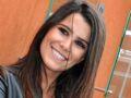 Karine Ferri à tomber dans une robe pastel inhabituelle (vous aimez ?)  `