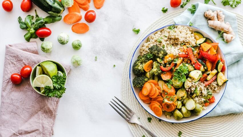 Repas healthy : 30 recettes minceur pour se régaler sans culpabiliser