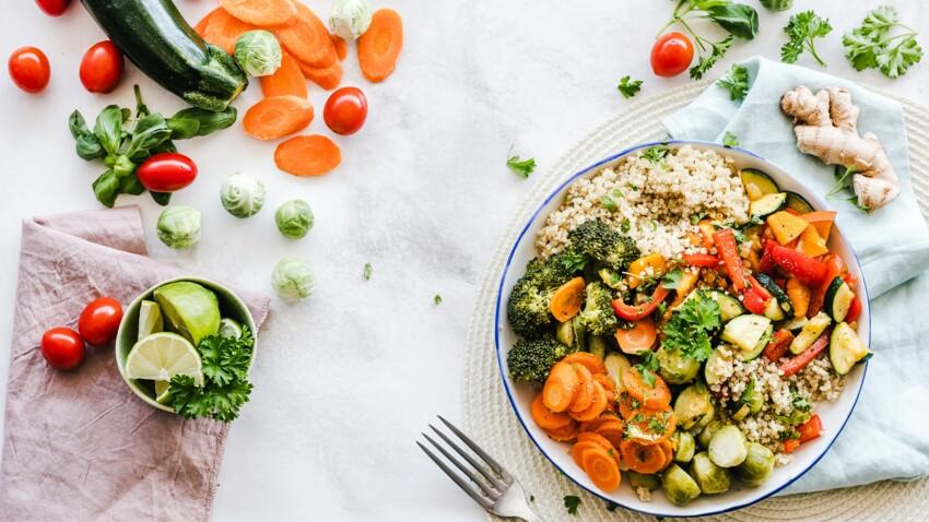Perte de poids : 6 exemples de menus équilibrés pour garder la ligne