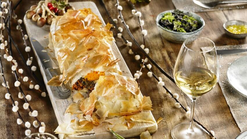 Repas de Noël végétarien : nos idées recettes faciles