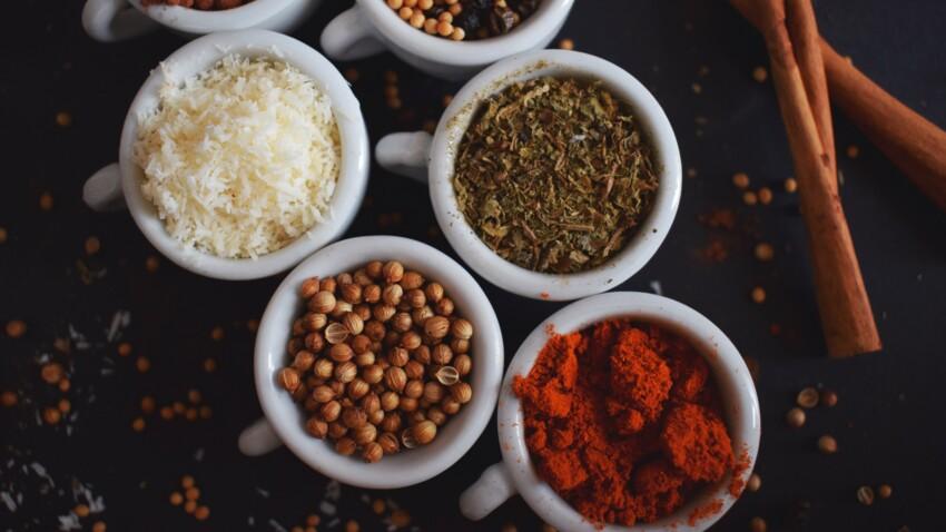 Digestion, stress, infections… 10 remèdes de grand-mère aux épices pour (presque) tout soigner