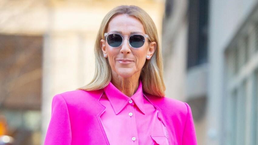 Céline Dion adopte la coiffure la plus sexy de l'été (avec une tenue incroyable !)