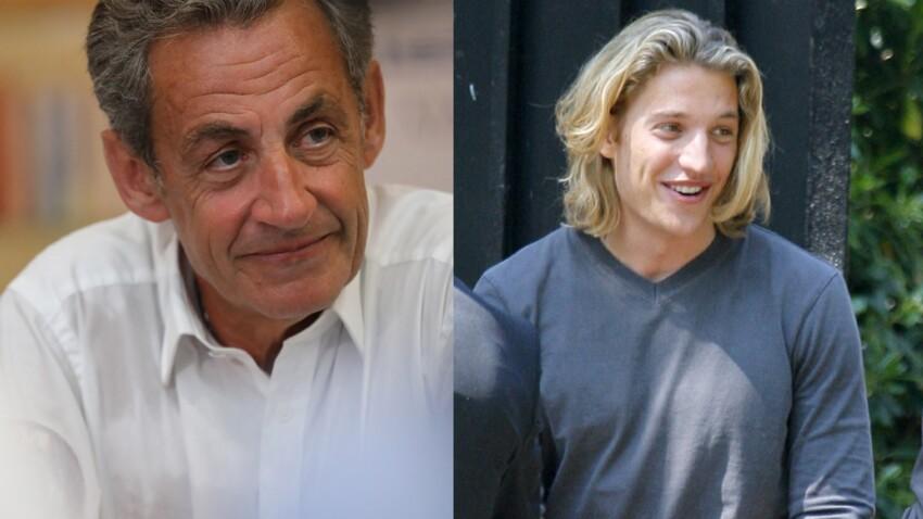 Nicolas Sarkozy : barbu et hyper musclé, son fils Jean est méconnaissable
