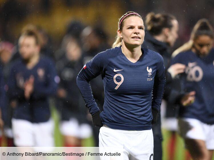 Eugénie Le Sommer s'est mariée : la footballeuse partage une magnifique photo sur Instagram