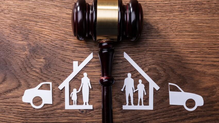 Divorce : combien ça coûte de partager les biens ?