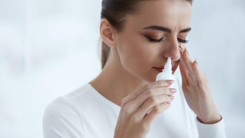 Covid-19 : un spray nasal pourrait empêcher la contamination