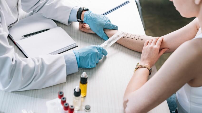 Test allergologique : comment ça se passe ?