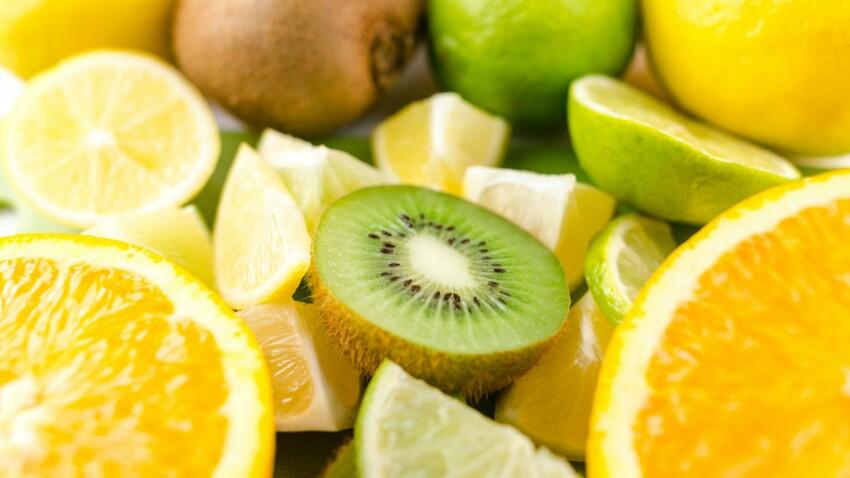 Boisson minceur : la recette rafraîchissante de l'eau detox riche en vitamine C