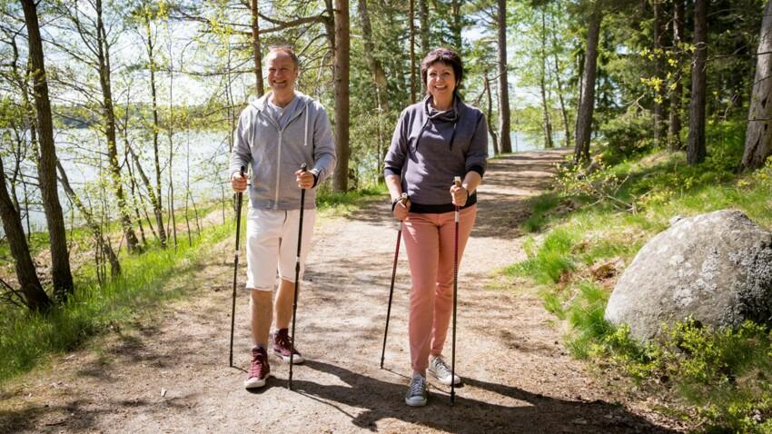Rando, marche nordique… Comment se mettre au pas