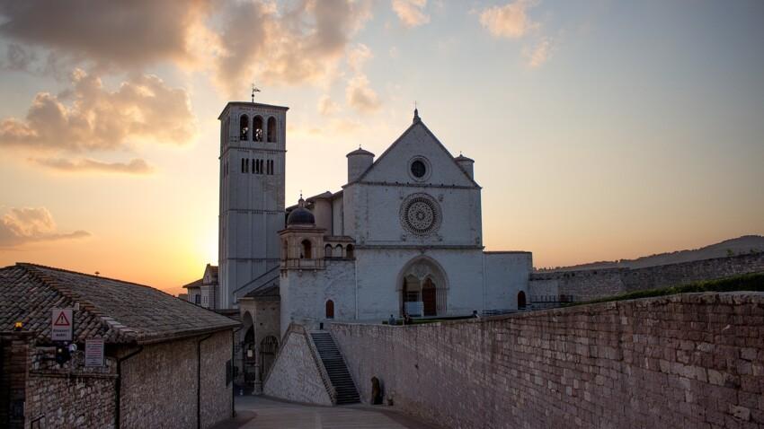 Voyage en Italie : tout savoir sur Assise en Ombrie