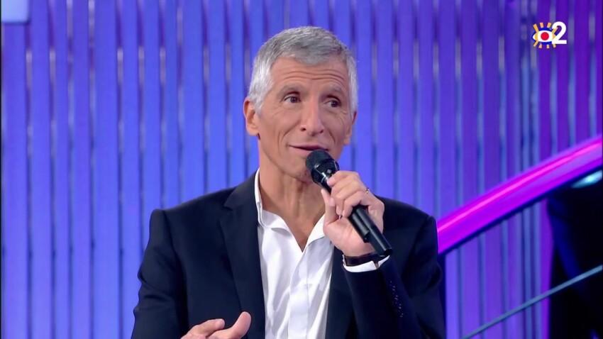 """""""N'oubliez pas les paroles"""" : Nagui recadre Fabien et le menace après une grosse bourde"""