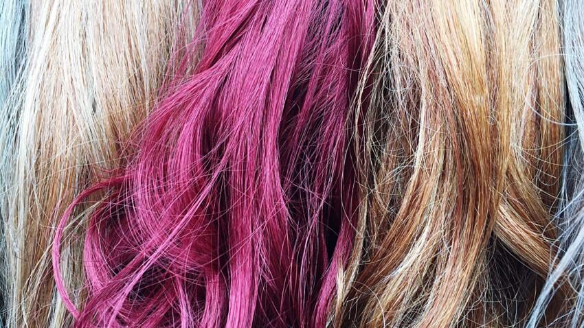 Coloration : découvrez la nouvelle tendance flashy qui fait le buzz chez les seniors (wow)