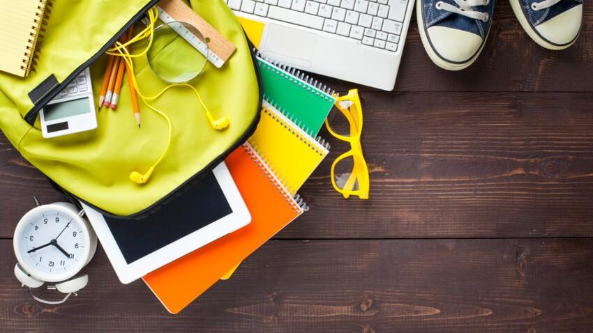 Fournitures scolaires : les nouveautés de la rentrée 2020