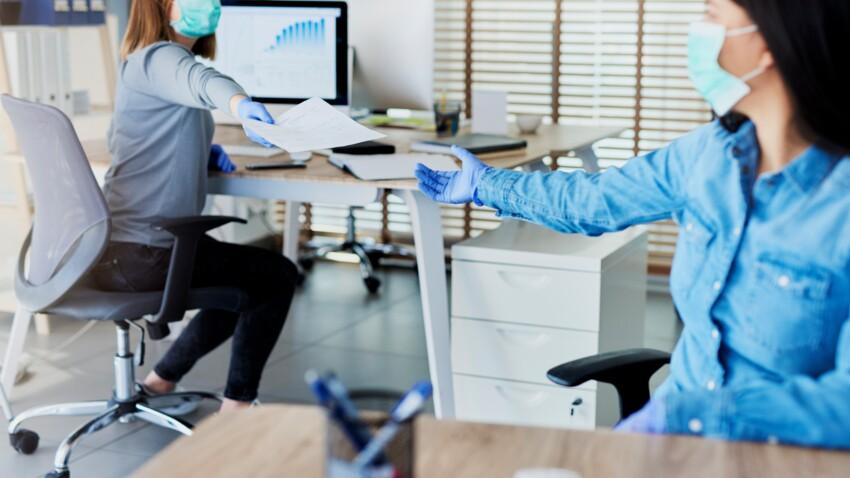 Covid-19 : quelles mesures sanitaires serez-vous obligés de suivre au travail à la rentrée ?