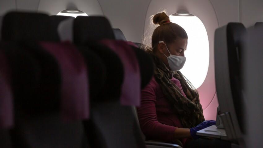 Covid-19 : pourquoi les risques de contamination sont faibles dans un avion ?