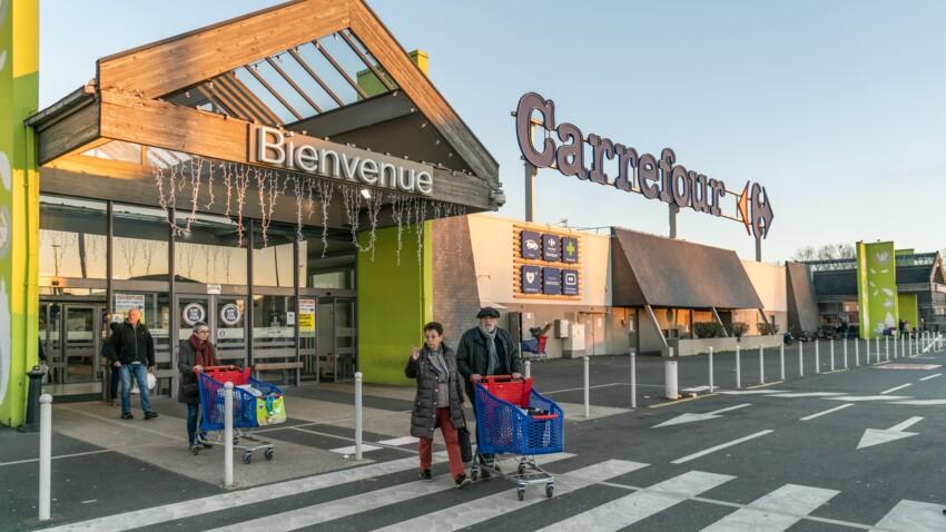 Il va falloir prendre rendez-vous pour passer en caisse chez Carrefour