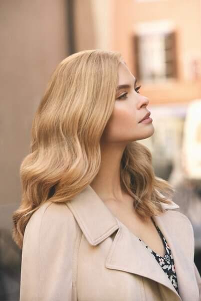 Coupe cheveux tendance automne/hiver : les cheveux mi-longs ondulés