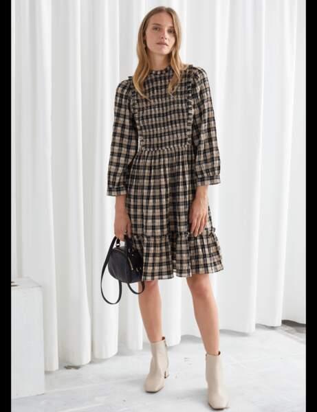 Robe tendance : néo-bourgeoise