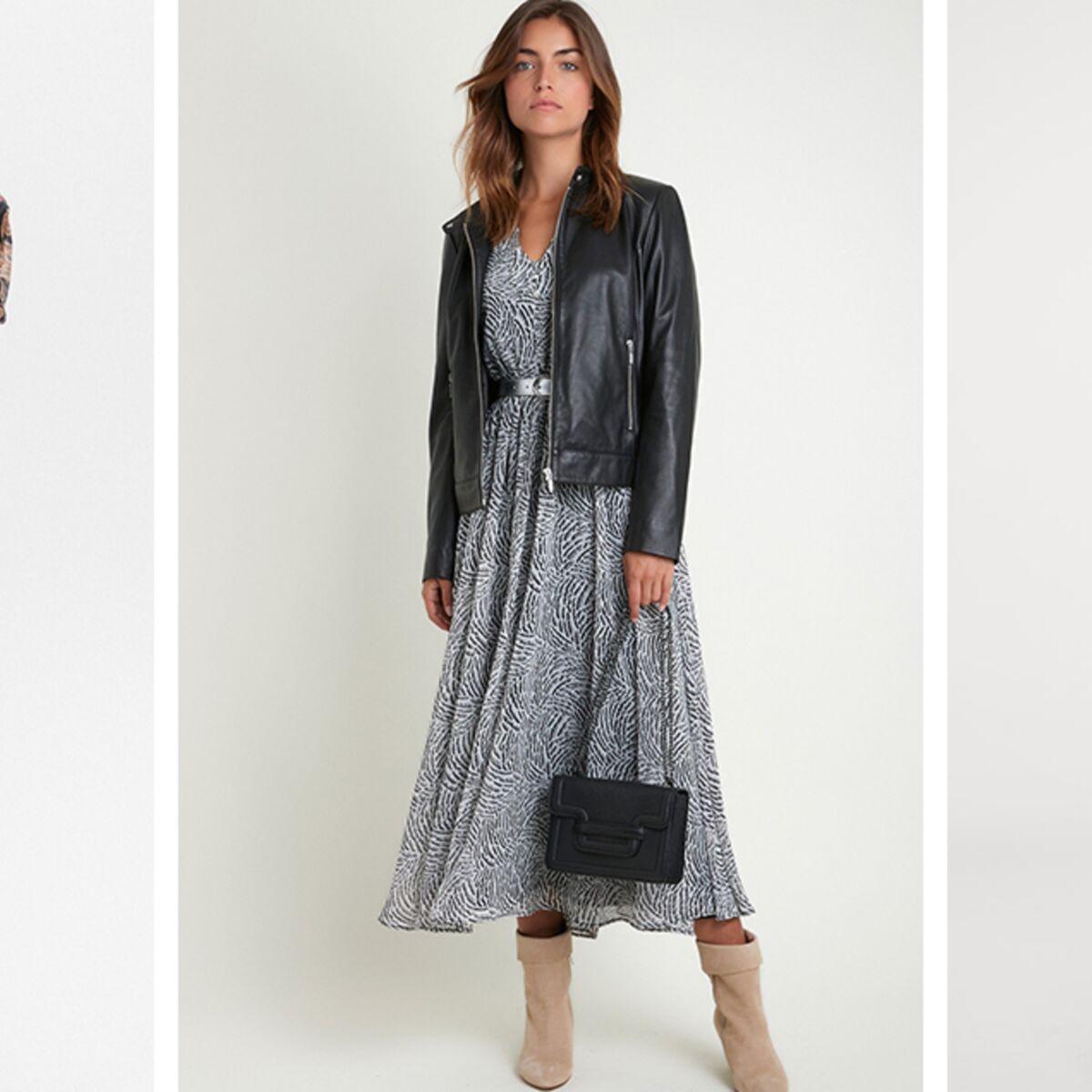 Robe 20 Nouveautes Tendance Pour Toutes Les Morphologies Femme Actuelle Le Mag