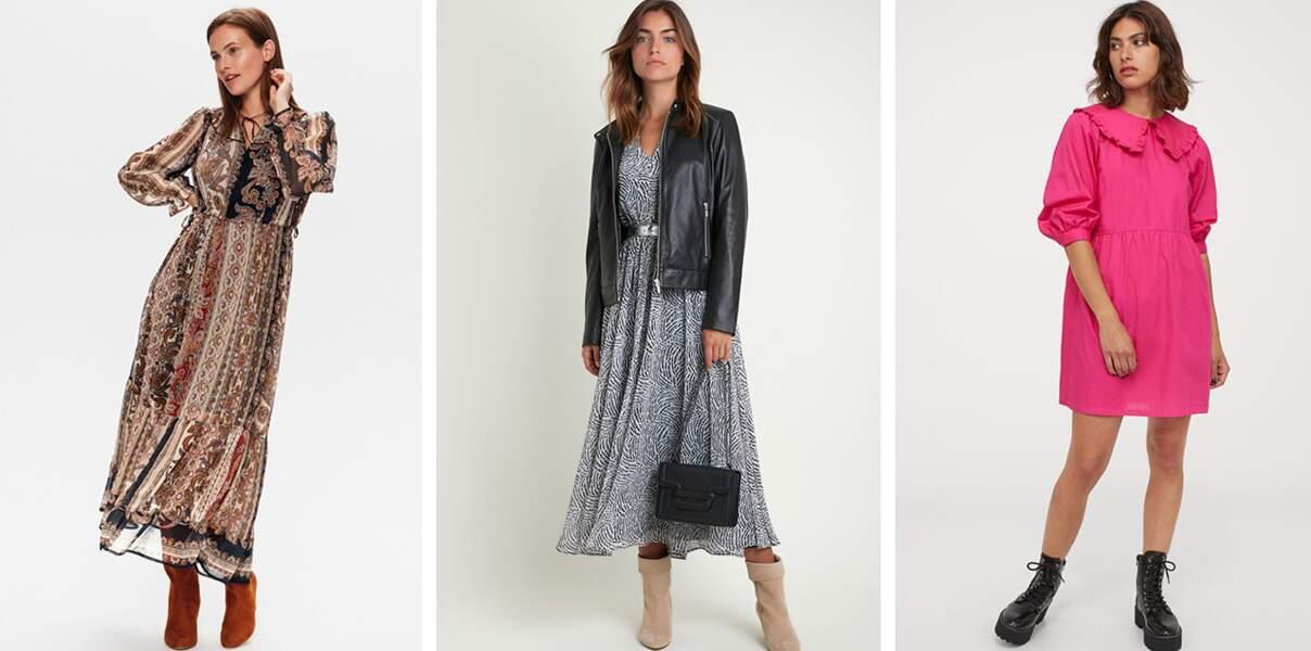 Robes : les plus beaux modèles de la rentrée 2020