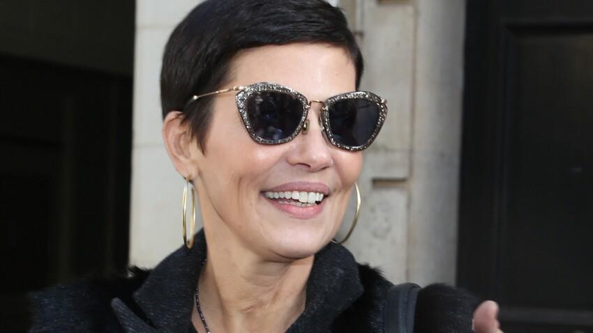 Cristina Cordula en bermuda camouflage, c'est quoi ce look ?
