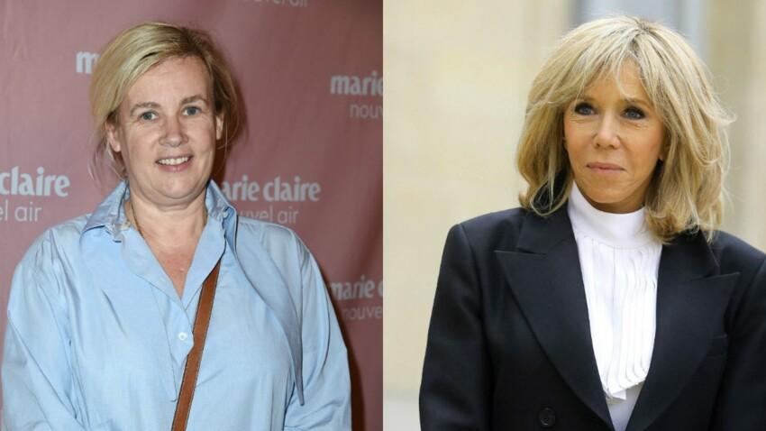 Hélène Darroze : son déjeuner discret avec Brigitte Macron à l'Élysée