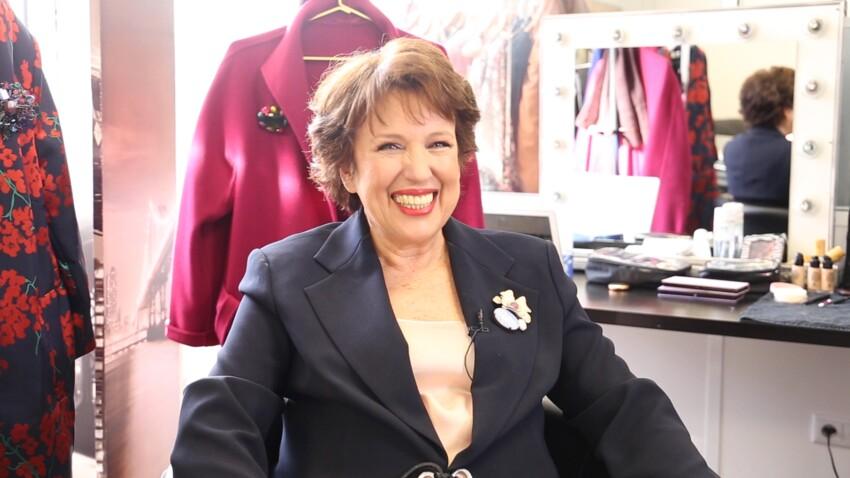 Roselyne Bachelot : son métier de rêve, ce qu'elle ne dit pas devant sa famille… La ministre nous dit tout ! - EXCLU