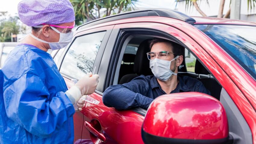 Covid-19 : pourquoi le nombre de contamination augmente mais le nombre d'hospitalisations reste stable ?