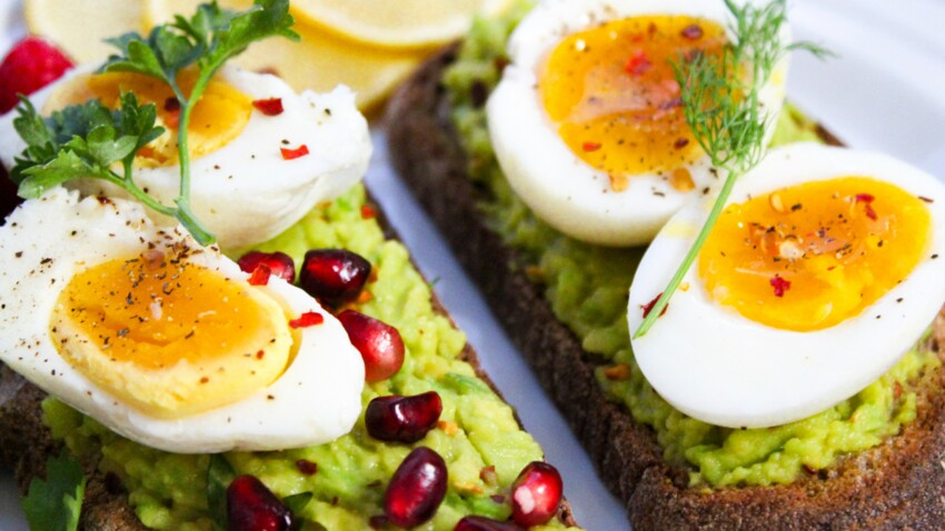 L'astuce de Cyril Lignac pour écaler facilement les œufs mollets