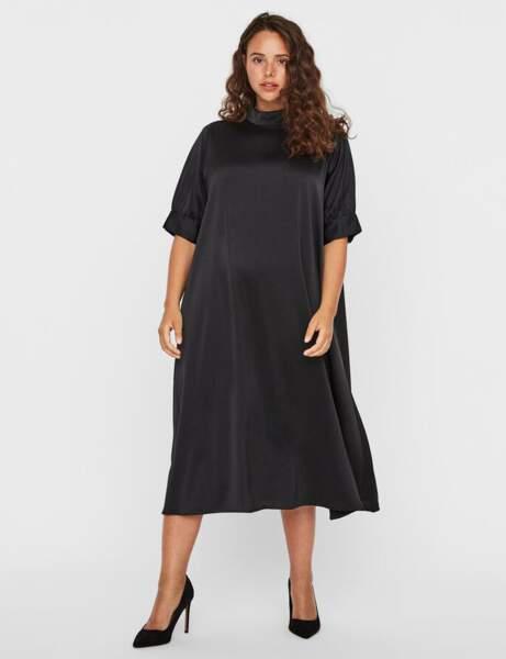 Robe grande taille : élégante