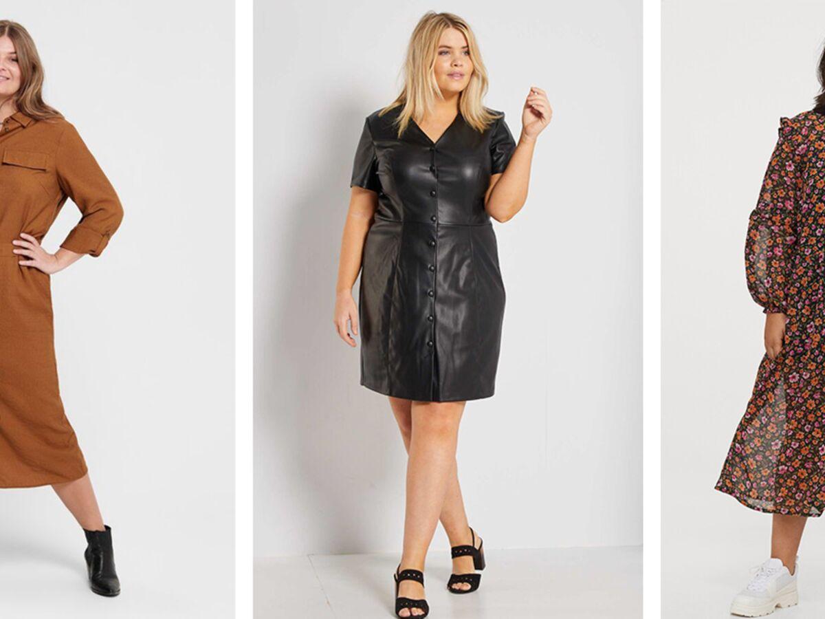 Robe Pour Femme Ronde Top Des Nouveautes Grande Taille Pour Une Rentree Stylee Femme Actuelle Le Mag