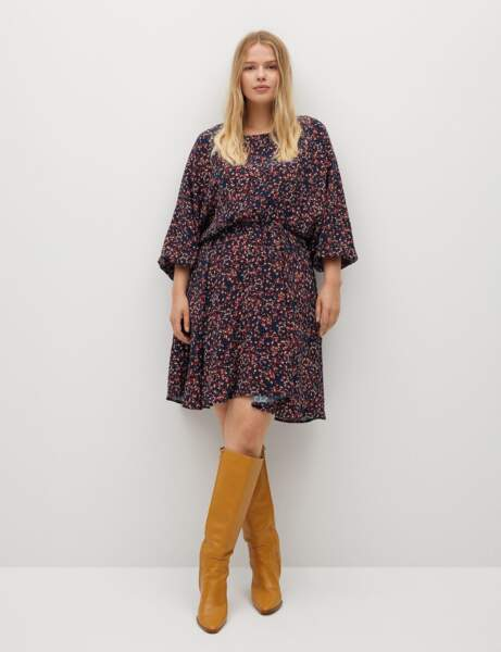 Robe grande taille : gypsy