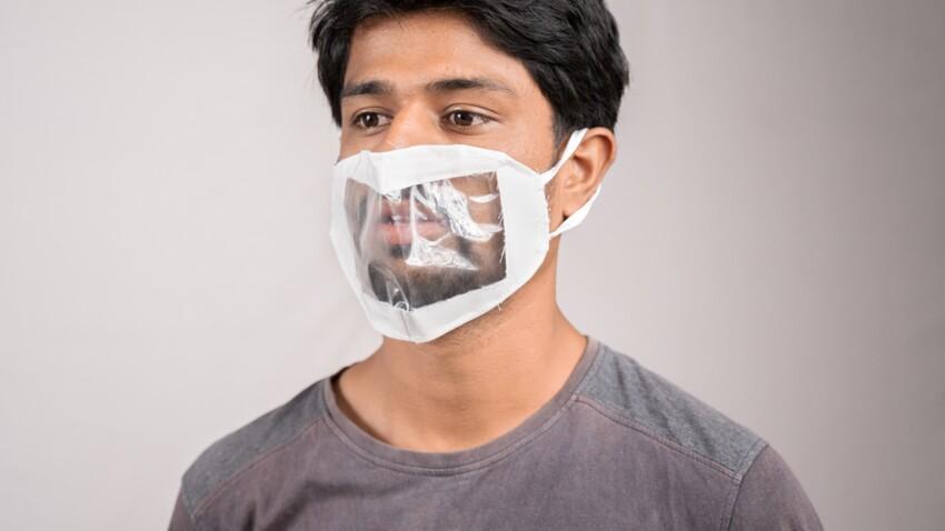 Masques transparents : sont-ils aussi efficaces et où se les procurer ?