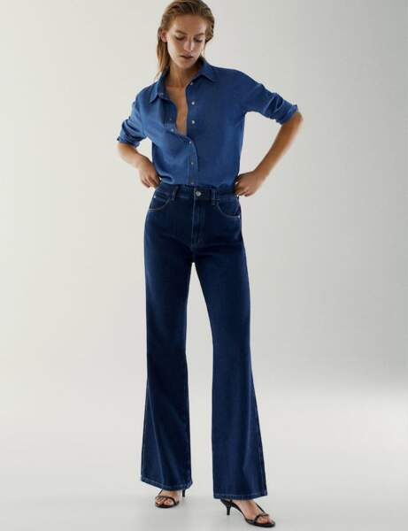 Jean tendance : so seventies