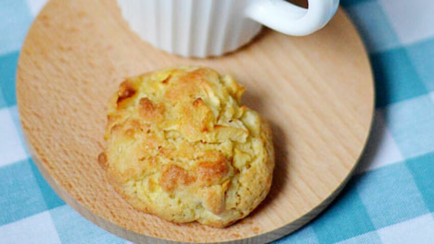 Cookies aux pommes Gourmande®