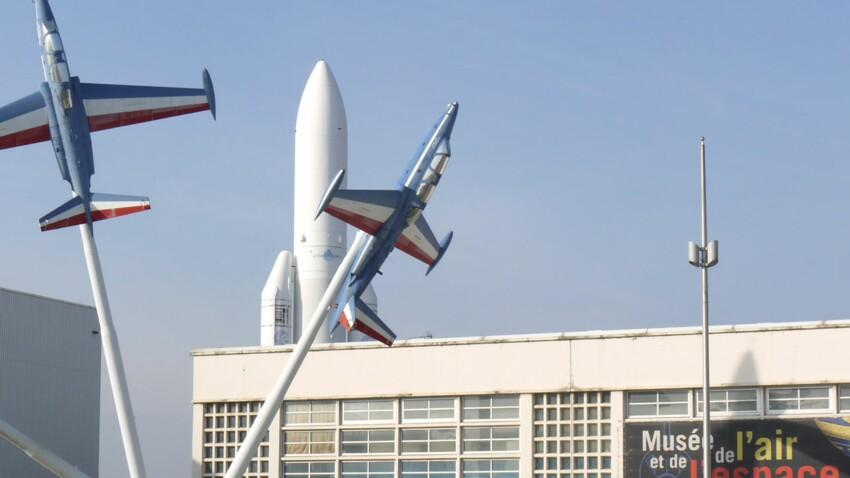 Visiter Le Bourget : zoom sur le musée de l'Air et de l'Espace
