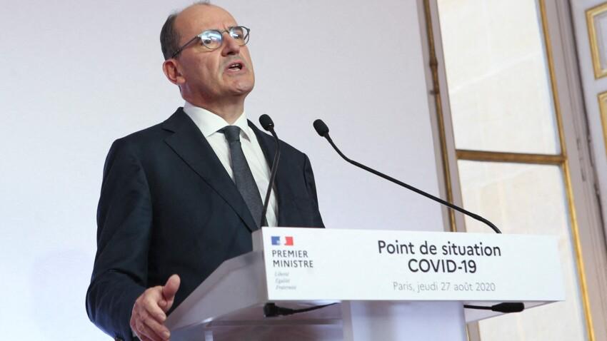 """""""Des plans de reconfinements locaux et globalisés sont prêts"""", annonce Jean Castex"""