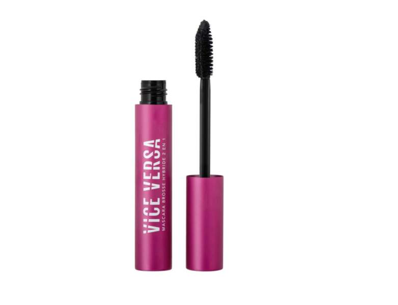 Mascara volume et recourbant