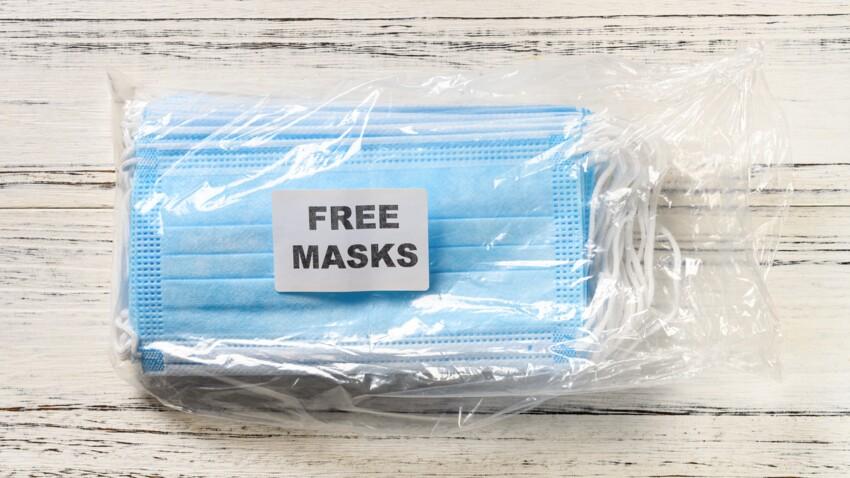 Covid-19 : où trouver des masques gratuits ou vraiment pas chers ?