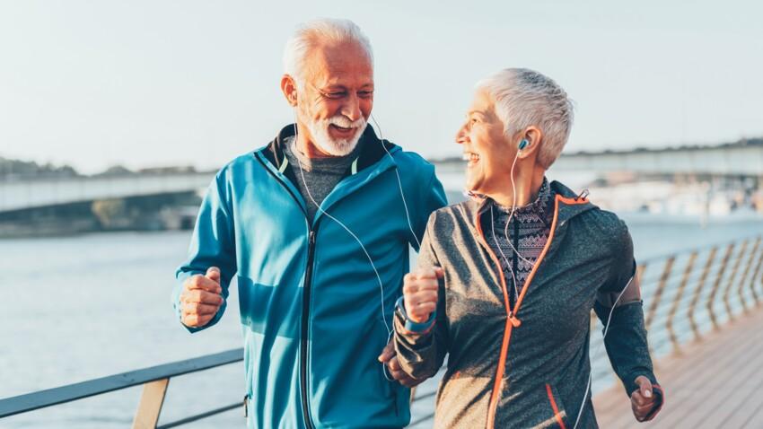 Marche rapide : adoptez la bonne posture