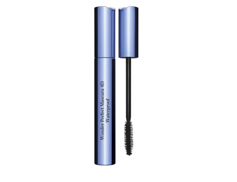 Mascara volume, allongeant et recourbant