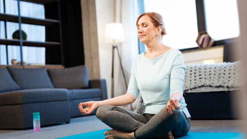 Yoga des doigts : ce geste simple et efficace pour se donner du courage à la rentrée