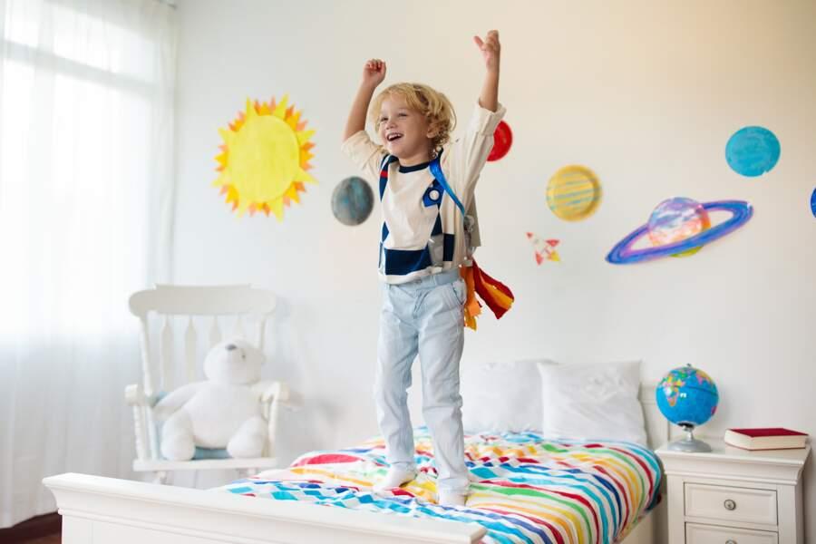 Où meubler la chambre des enfants ?