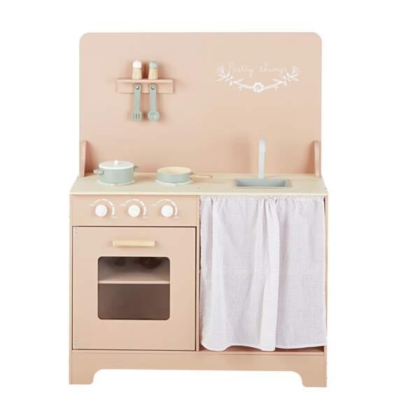 Cuisinière enfant rose SUZON - Maisons du Monde