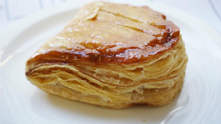 Le chausson aux pommes : plus qu'une pâtisserie, un remède !