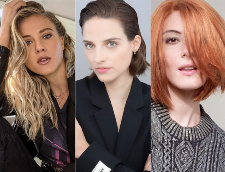 Les tendances coupes de cheveux et coiffures de l'automne-hiver 2020-2021