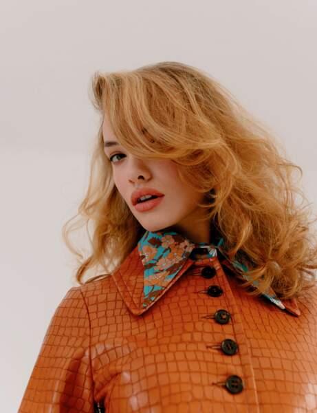 Coupe cheveux tendance automne/hiver : les boucles glamour