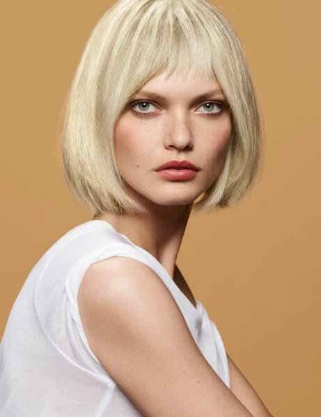 Tendances coloration de la rentrée automne-hiver : le blond polaire